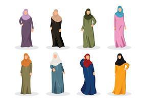 Vector Abaya gratuit