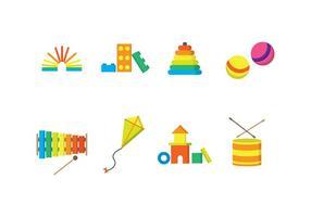 Vecteur de jouets gratuits pour enfants