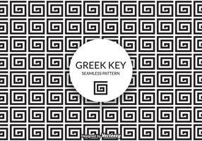 Fonds clé grec gratuit vecteur