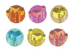 Illustration Vectorisée gratuite de TreeHouse