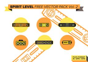 Pack vectoriel libre de niveau vol. 2