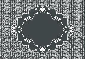 Cute Hand Drawn Style Background vecteur