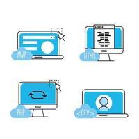 technologie de programmation et de codage