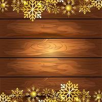 décoration de noël et fond de carte vecteur