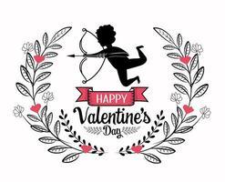 conception de la saint valentin