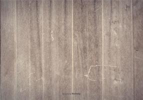 Texture du fond du vieux bois vecteur