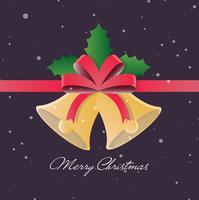 Illustration de Bells vecteur de Noël