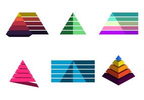 Vector Piramide gratuit