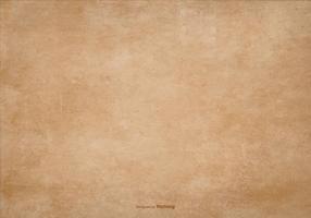 Texture grunge du papier brun vecteur