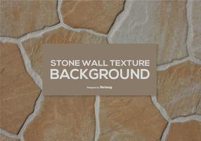Texture du mur de pierre vecteur
