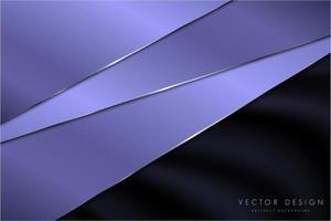 fond métallique violet