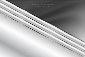 fond métallique gris avec espace sombre de texture de soie.