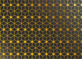 motif de contour de tuile géométrique traditionnelle