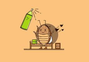 Free Bug Vector