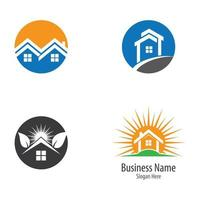 images de logo de maison