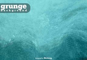 Fond de vecteur grunge turquoise