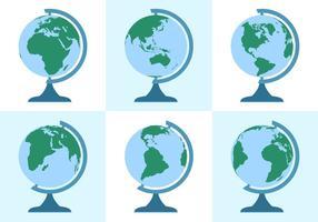 Vecteur gratuit globus