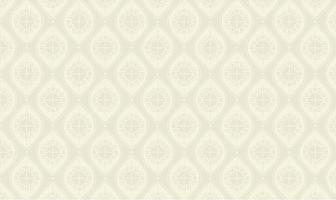 motif ornemental sur gris vecteur