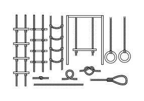 Vecteur de corde libre