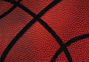 Vector de texture sombre de basketball