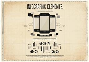Vector d'éléments d'information
