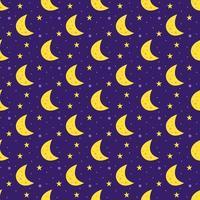 croissant de lune sans soudure de fond