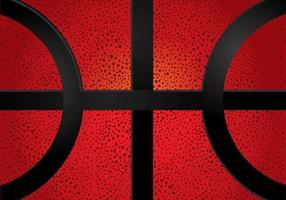 Vector de texture de basketball utile