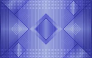 fond de réunion électronique bleu avec composition de motifs géométriques