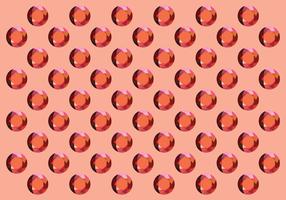 Rouge strass fond vecteur