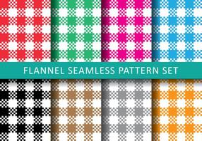 colourfull flanelle