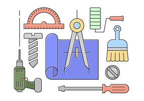 Collection gratuite avec des outils