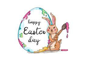 Contexte jour de Pâques