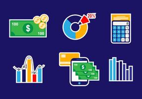 Business Icon Vector Set