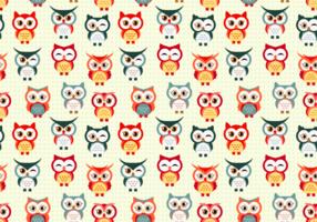 Patterns Mignon Buho Seamless vecteur