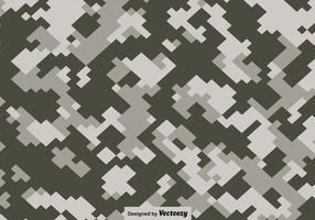 Vigné Pixelated Multicam vecteur