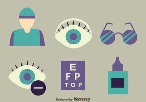 Eye Doctor Element Vector