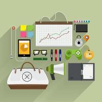articles marketing top vecteur