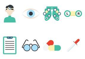 Eye Doctor Icône vecteur