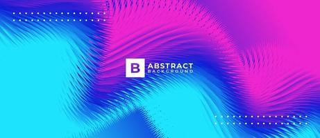 fond abstrait mélange texturé bleu rose multicolore vecteur