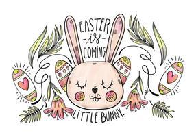 Contexte jour de Pâques vecteur