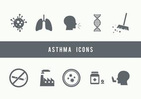 asthme Icons