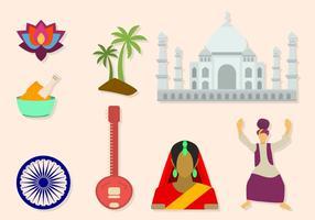 Vecteurs Inde gratuites vecteur