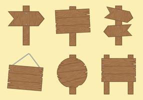 Sombre Madeira Icons Vector
