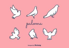 Vector Paloma