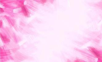 fond de coups de pinceau rose