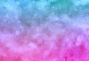 fond aquarelle bleu et rose vecteur