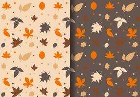 Autumn Leaves gratuit Motif vecteur