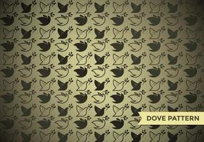 Paloma Dove Motif Vector