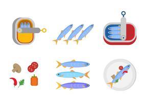 Frais en conserve Sardine