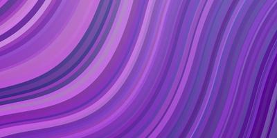 fond violet avec des arcs.